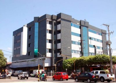 Diseños e interventoría técnica para el proyecto de las redes contraincendios de la Unidad Clínica Magdalena del municipio de Barrancabermeja Santander