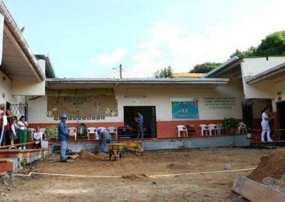 Consultoría para los diseños de las instalaciones hidrosanitarias de los colegios del Banco Inmobiliario de Floridablanca