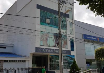 Elaboración de los diseños y memorias de cálculo de la red contraincendios para la clínica bienestar de la ciudad de Barrancabermeja, Santander. ubicado en la calle 52 no. 27-25 barrió Galán de Barrancabermeja.